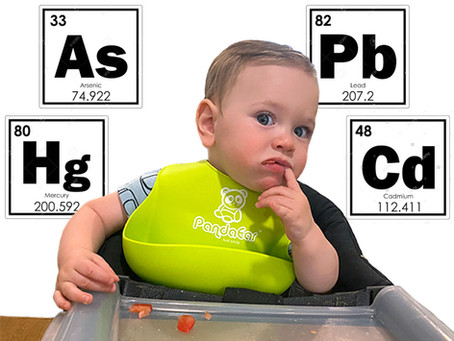 Are There Toxins in My Baby's Food?