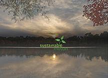Sustainable Milton Website Landing Page