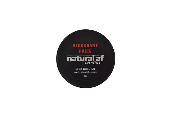 Deodorant Paste