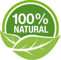 What does 100% NATURAL mean to us?