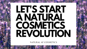 Stand Up For Safety & Transparency In Cosmetics!