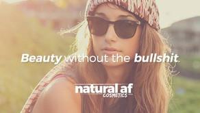 Get To Know Natural AF &  How We Got Started...