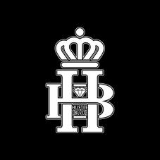 HB Crown Diamond_Logo WBonBlack.png