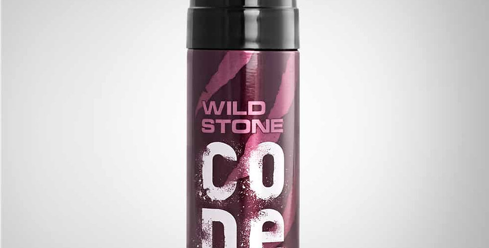 WILD STONE Code Iridium Body Perfume 120 ml