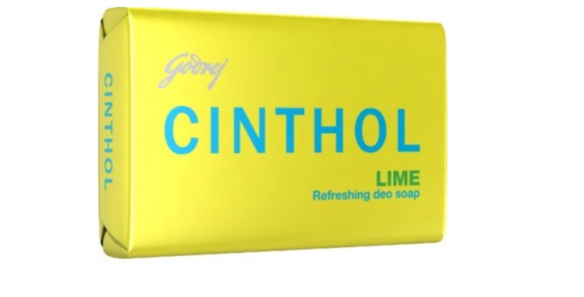 Cinthol Lime Soap, 100g