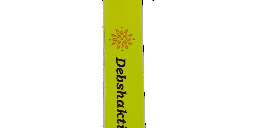 Debshakti Yellow box agarbatti | দেবশক্তি হলুদ বাক্স ধুপকাঠি | 15 Long sticks
