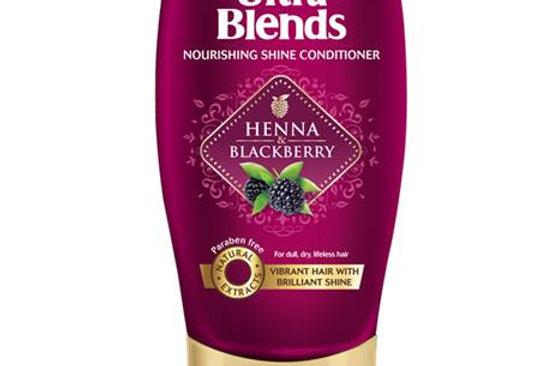 Garnier Ultra Blends Henna and Blackberry Conditioner