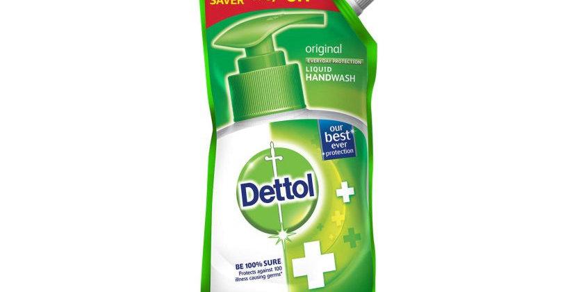 Dettol Liquid Hand wash | Original | Refill