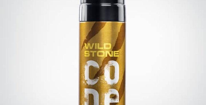 WILD STONE Code Gold Body Perfume 120 ml