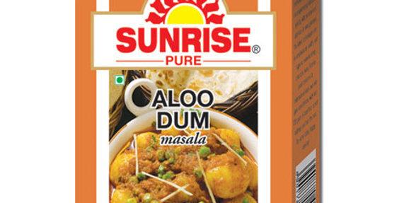Aloo Dum Masala | আলুর দম মশলা | Sunrise