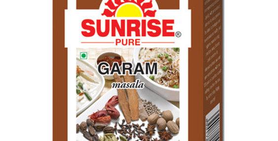 Garam Masala | Sunrise