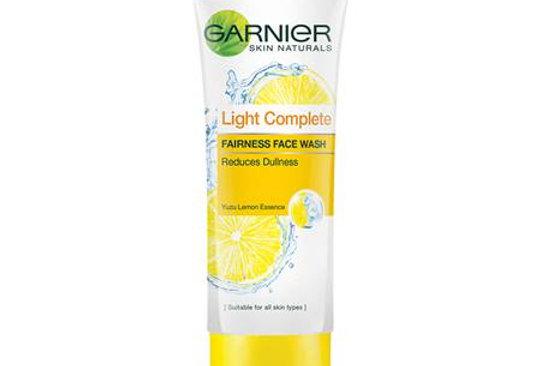 Garnier Light Complete Facewash