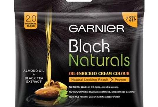 Garnier Black Naturals 20ml + 20mg Shade 2 Original Black