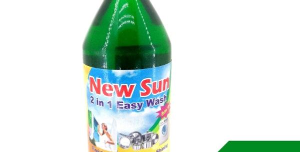 New Shine Dishwash Gel 2 In 1 | Original
