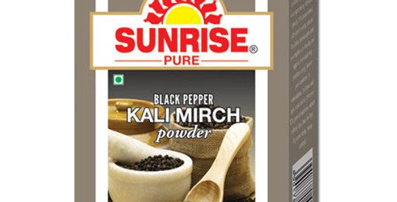 Black Pepper Powder | Sunrise