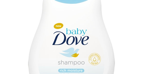Baby Dove Rich Moisture Shampoo 200ml