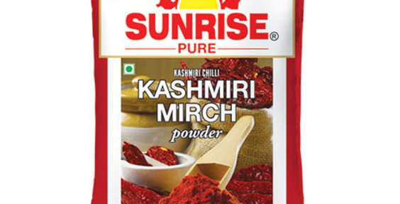 Kashmiri Mirch Powder | Sunrise