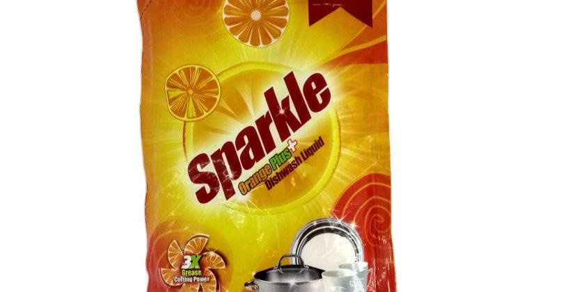 Sparkle orange pluse Dishwash liquied | 60 ml