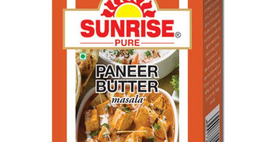Paneer Butter Masala   Sunrise