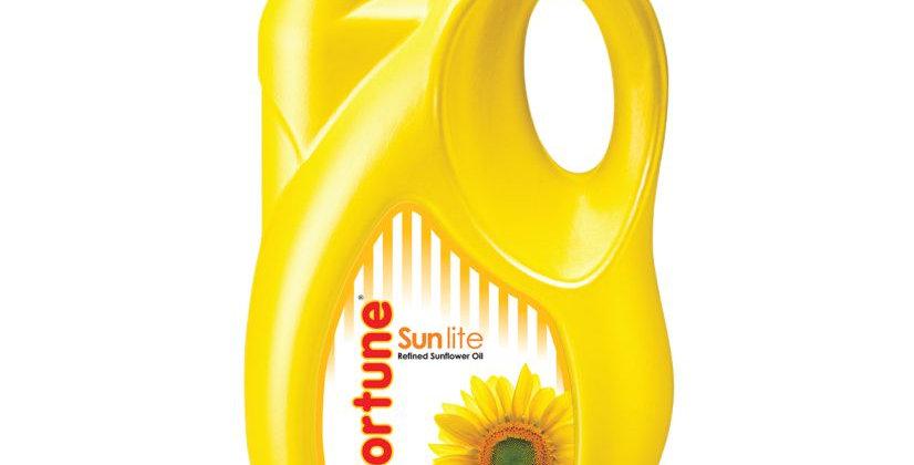 Fortune Sunlite Refined Sun Flower Oil   সান ফ্লাওয়ার তেল
