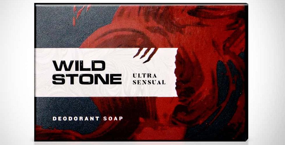 WILD STONE Ultra Sensual Soap