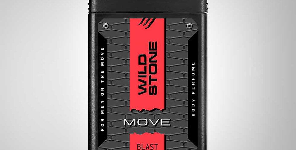 WILD STONE Move Blast Pocket Body Perfume – 18 ml