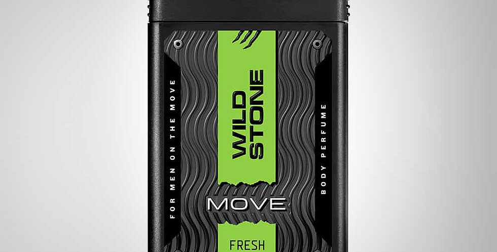 WILD STONE Move Fresh Pocket Body Perfume – 18 ml