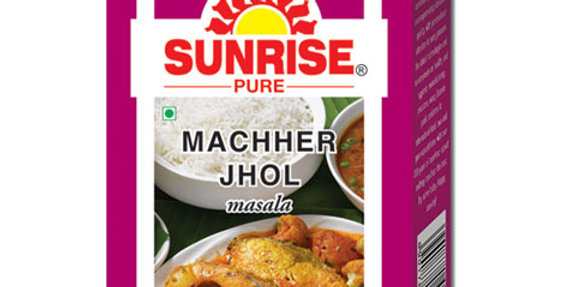 Fish Curry Masala | মাছের ঝোল মশলা | Sunrise