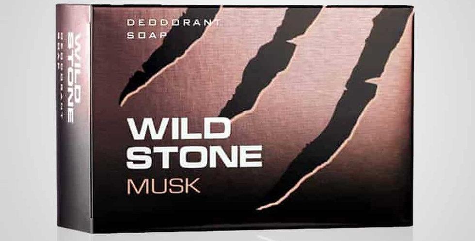 WILD STONE Musk Soap