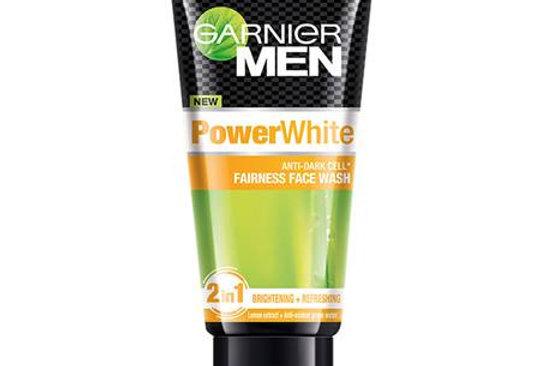 Garnier Men Fairness Face Wash