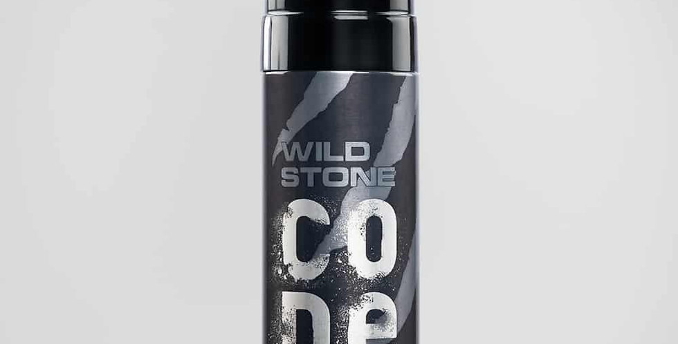 WILD STONE Code Platinum Body Perfume 120 ml