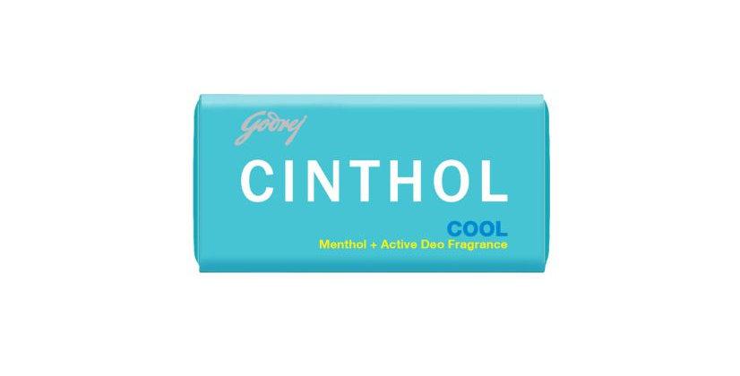 Cinthol Bath Cool Soap, 100g