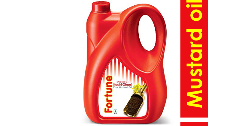 Fortune Kachi Ghani Pure Mustard Oil | সরষে তেল