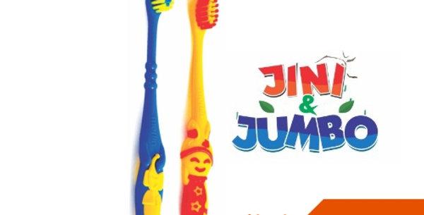 Merlin | Jini & Jumbo Tooth Brush | Rs. 20
