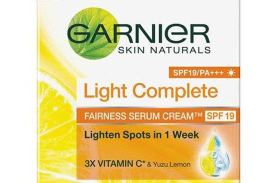 Garnier Light Complete Serum Cream SPF 45g