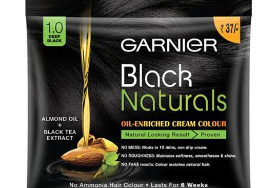 Garnier Black Naturals 20ml + 20mg Shade 1 Deep Black