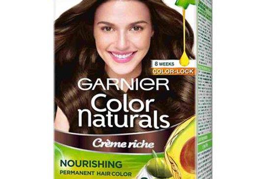 Garnier Color Naturals Shade 4 Brown