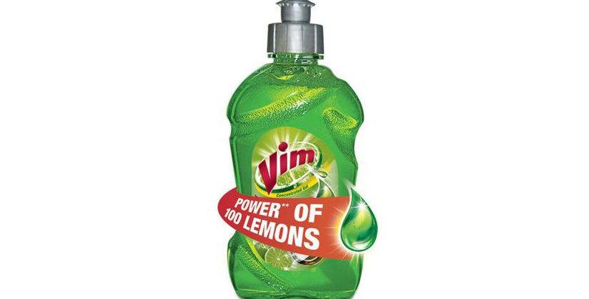 Vim Dishwash Gel | Lime | 250ml