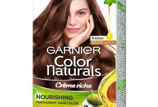 Garnier Color Naturals Shade 5.32 Caramel Brown