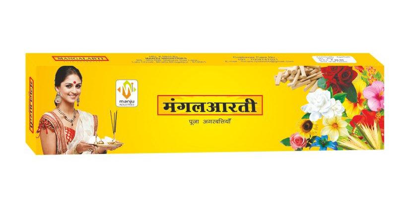 Mangal Arti   Puja Agarbatti   Rs. 20