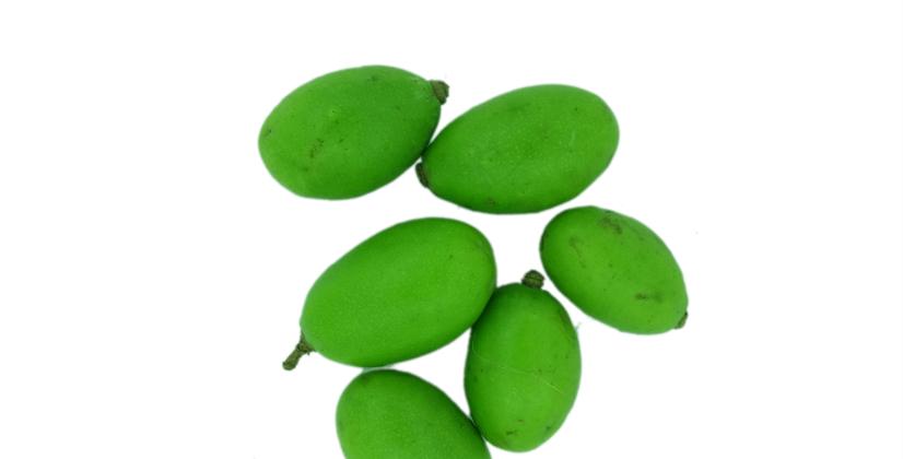 Spondias Mombin - Raw   কাঁচা আমড়া