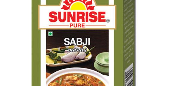 Sabji Masala   Sunrise