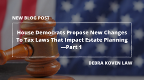 House Democrats Propose Sweeping New Changes To Tax Laws That Stand To Have Major ImpactS...