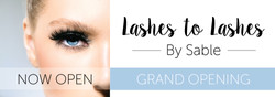 Lashes to Lashes Grand Opening