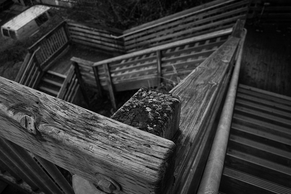Gig Harbor Staircase