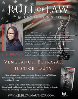 Rule of Law Book Release