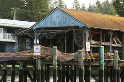 Gig Harbor Net Shed