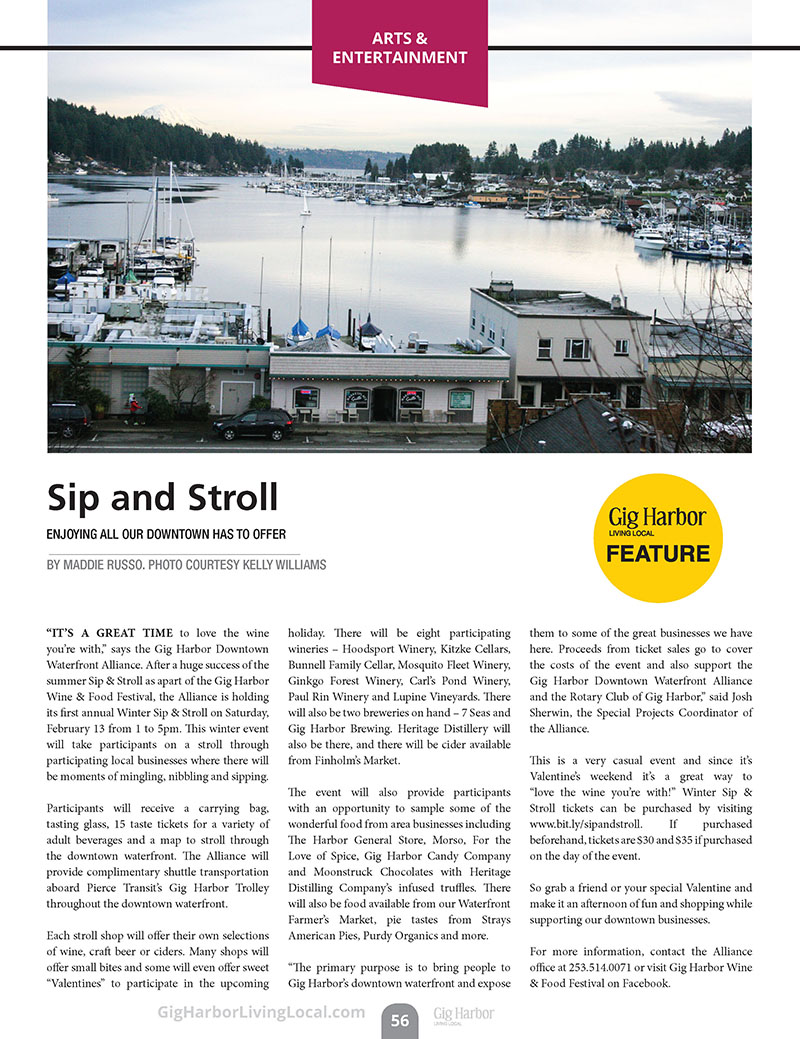 Article Image of Gig Harbor Water