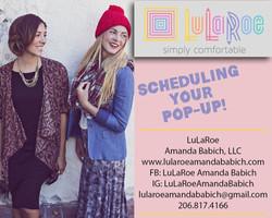 LuLaRo web ad