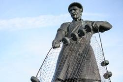 Gig Harbor Statue 1